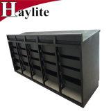 Рабочее совещание в гараже промышленного использования ящик металлический ящик Workbench
