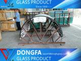 Het beste Gehard glas Met hoge weerstand van de Prijs voor Het Glas van de Gordijngevel