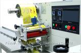 移動式電池の包装の流れのパッキング機械モデルBg250を包む自動フィルム袋