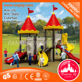 La escuela el castillo de Patio al Aire Libre Guía para la venta de equipo chico