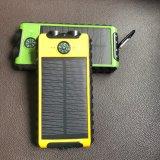 Banco de la Energía Solar de Alta Calidad 20000 mAh /25000