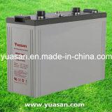 ZonneBatterij van het Gel van de Cyclus van de Hoogste Kwaliteit 2V1000ah van Yuasan de Diepe--Nps1000-2