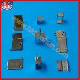 Metal que carimba o dissipador de calor de alumínio usado para os carregadores da potência (HS-AH-008)