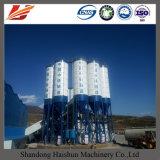Автоматический фикчированный конкретный дозируя завод 90m3/H с ленточным транспортером
