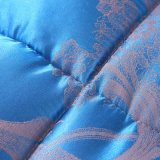 Hollowfiber encheu jogos do fundamento do Duvet do Quilt do Comforter de Microfiber