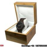 Relógios Top-Quality da madeira, relógio de quartzo, relógio Hl06 da tâmara