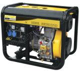 11kVA, das Doppelzylinder-Dieselgenerator mit CE/Socap/Ciq Bescheinigungen Luft-Abkühlt