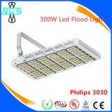 バレーボールのコートのための低価格の高品質LEDの洪水ライト250W