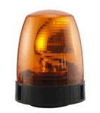 Вращающийся проблесковый маячок с галогенными лампами для сотрудников полиции на велосипеде, автомобиль, машины скорой помощи, погрузчика