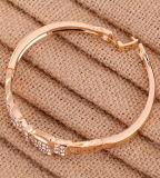 Braccialetto di modo della Tutto-Corrispondenza del braccialetto del diamante del cristallo di mosaico