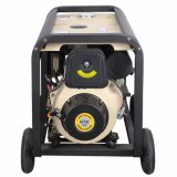 Groupe électrogène diesel refroidi par air simple de cylindre