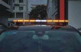 Ультратонких и широкий светодиодный индикатор аварийной сигнальной лампы из алюминия бар с динамиком красный синий желтый белый Custom