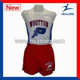 Maillot Healong Sportswear sublimation de l'exécution pour l'homme Teamwear
