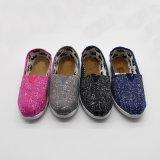 Toevallige Schoenen van het Ontwerp van de Manier van de Schoenen van het Canvas van de Prijs van de fabriek de Recentste