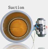 Carregador plástico automático do funil da matéria- prima