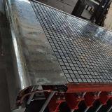 Grelha de plástico compósito de fibra de vidro GRP fazendo a máquina
