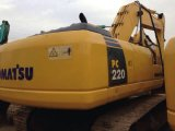 Usado Komatsu Escavadeira220-8 do PC para venda (PC Komastu220-8)