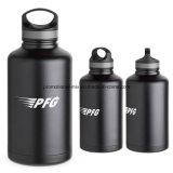 Garrafas de água relativas à promoção do vácuo das garrafas de água do aço inoxidável