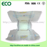 Un chiffon confortable de qualité comme Backsheet + PE Tapers couches de bébé
