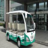 Automobile facente un giro turistico elettrica Rsg-108y di 8 Seater