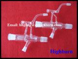 La parte superior de borosilicato profundo proceso de venta de material de laboratorio