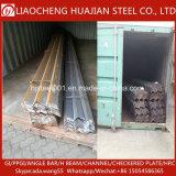 Barra di angolo d'acciaio uguale o disuguale con il prezzo competitivo di alta qualità