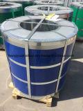 Черный цвет PPGL Prepainted катушка Galvalume стальная для плитки крыши