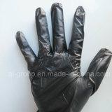 Одноразовые порошок свободный черный виниловых перчаток для красоты ногтей салоны Tattoo