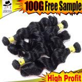 Unprocessed бразильским волосы Fumi волос девственницы закрутки Гавана нарисованные двойником
