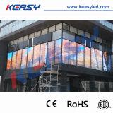 P5-6.67mm/P7.5-8mm/P10mm transparente LED-Innenbildschirmanzeige mit Fabrik-Preis