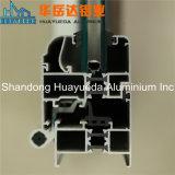 Kundenspezifische Aluminiumstrangpresßlinge Windows und Türen für Verkauf