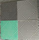 Cuarto de baño de enclavamiento Alfombra, alfombra de baño de plástico de PVC