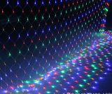 Outdoor Blue LED Christmas Net Lights for Holiday Garden Decoration