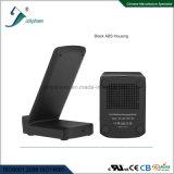 Ventilateur intrinsèque de Chaud-Vente de chargeur sans fil rapide sec de modèle neuf petit, Chaleur-Rayonnement de haute performance conforme pour le ce, RoHS, FCC