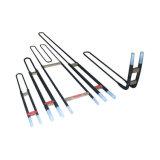 Elemento professionale del riscaldatore di Vario-Figura Mosi2, prezzo del Rod del disiliciuro del molibdeno