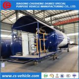 poste d'essence de cylindre de gaz de 10ton 20000liters 20m3 LPG