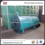 Wns 시리즈 1-10ton 높은 열 기름 히이터 디자인 가스에 의하여 발사되는 증기 과열 보일러