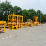 Máquina concreta hidráulica del ladrillo del bloque de la depresión del cemento en Filipinas