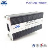 RJ45 Power Over Ethernet Poe IP Camera Lightning Surge Protector