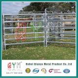 Оцинкованные металлические ограждения панели крупного рогатого скота/ крупного рогатого скота скота для тяжелого режима работы панели управления
