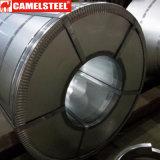 Camelsteel a laminé à froid la bobine en acier de Galvalume pour le matériau de construction