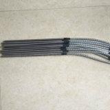 Elemento calefactor de cartucho con Bx cable y cubierta de sobrecalentamiento de metal