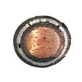 4 de kern XLPE isoleerde de Gepantserde Kabel van de Stroom van het Koper Ondergrondse