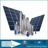 Bomba de água solar solar da aplicação e da potência 80W-3500W da bomba de água