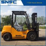 Forklift Diesel novo 3tons de Snsc da qualidade de China com certificado do Ce