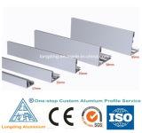 Профили индустрии алюминиевые с различными конструкторами