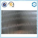 Noyau en nid d'aluminium pour panneau de partition intérieur