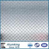 Алюминиевый контролер/Chequered плита для плиты проступи автомобиля
