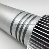 CNC 도는 맷돌로 가는 알루미늄 예비 품목, 로고 빛 알루미늄 부속, 램프 힘 알루미늄 주거, 양극 처리된 알루미늄 부속, 고급장교/강철/알루미늄 맷돌로 갈기