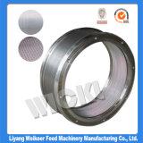 高い専門の製造業者の餌の製造所のステンレス鋼のリングは停止する